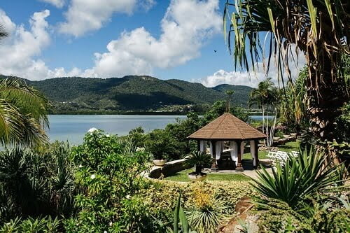 surrounded by nature's pristine beauty, Villa Botanica is the most intimate and romantic outdoor Wedding Venue in the heart of Airlie Beach, Whitsundays