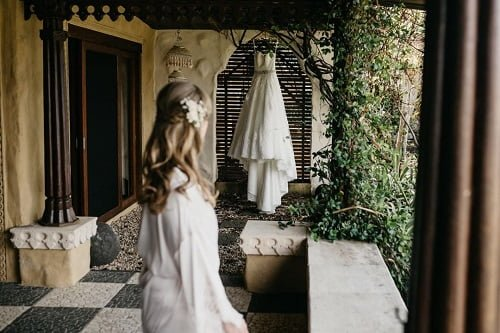 planning and budgeting for wedding catering at Villa Botanica Whitsunday Wedding Venue